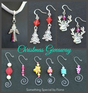 Christmas giveaway. Something Special by Fiona